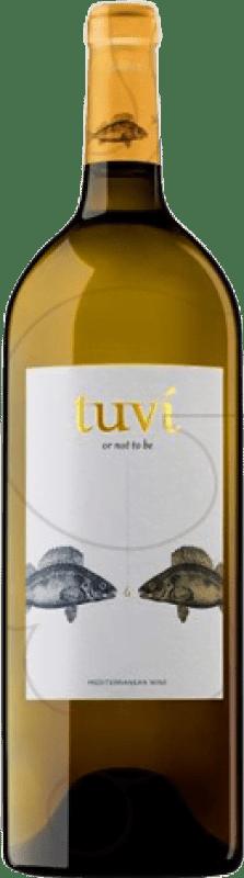 15,95 € | White wine Sumarroca Tuví Joven D.O. Penedès Catalonia Spain Viognier, Xarel·lo, Gewürztraminer, Riesling Magnum Bottle 1,5 L