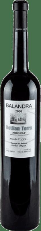 32,95 € Free Shipping | Red wine Rotllan Torra Balandra Reserva D.O.Ca. Priorat Catalonia Spain Grenache, Cabernet Sauvignon, Mazuelo, Carignan Magnum Bottle 1,5 L