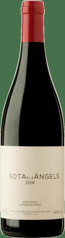 45,95 € | Red wine Sota els Àngels 2008 D.O. Empordà Catalonia Spain Merlot, Syrah, Cabernet Sauvignon, Mazuelo, Carignan, Carmenère Bottle 75 cl