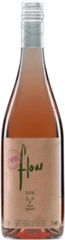 11,95 € Free Shipping | Rosé wine Sota els Àngels Flow Joven D.O. Empordà Catalonia Spain Merlot, Syrah, Mazuelo, Carignan Bottle 75 cl