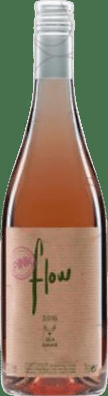 11,95 € 免费送货 | 玫瑰酒 Sota els Àngels Flow Joven D.O. Empordà 加泰罗尼亚 西班牙 Merlot, Syrah, Mazuelo, Carignan 瓶子 75 cl