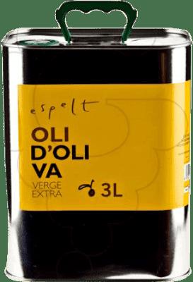 29,95 € 免费送货 | 食用油 Espelt 西班牙 Lata 3 L