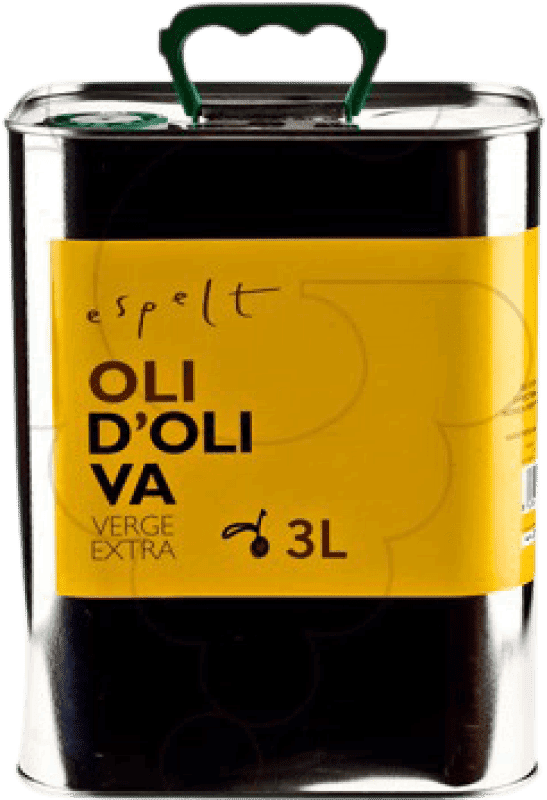 35,95 € Free Shipping | Cooking Oil Espelt Spain 3 L