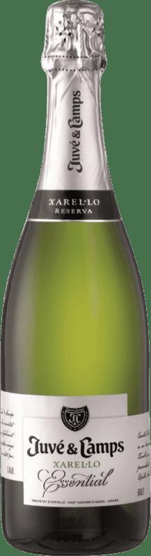 13,95 € | White sparkling Juvé y Camps Brut Reserva D.O. Cava Catalonia Spain Xarel·lo Bottle 75 cl