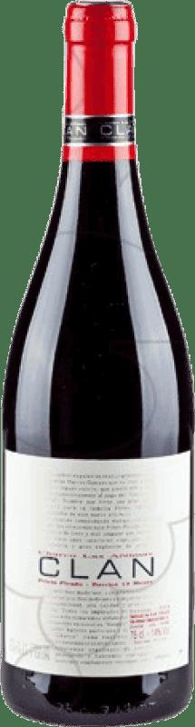 15,95 € | Red wine Estefanía Clan Crianza I.G.P. Vino de la Tierra de Castilla y León Castilla y León Spain Prieto Picudo Bottle 75 cl
