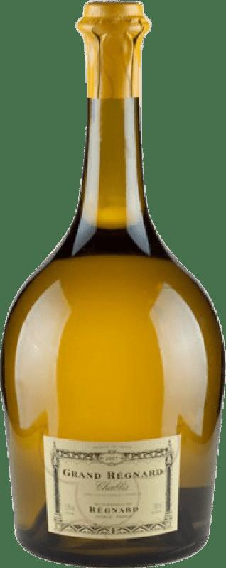 82,95 € | White wine Régnard Grand Cru Crianza A.O.C. Chablis Grand Cru France Chardonnay Magnum Bottle 1,5 L