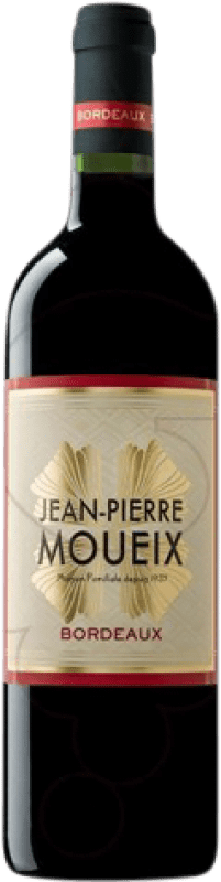 11,95 € | Red wine Jean-Pierre Moueix Crianza A.O.C. Bordeaux France Merlot, Cabernet Franc Bottle 75 cl