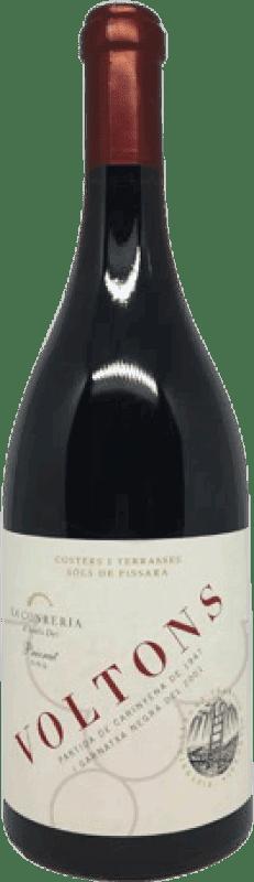 49,95 € Free Shipping | Red wine La Conreria de Scala Dei Voltons Crianza D.O.Ca. Priorat Catalonia Spain Grenache, Mazuelo, Carignan Bottle 75 cl