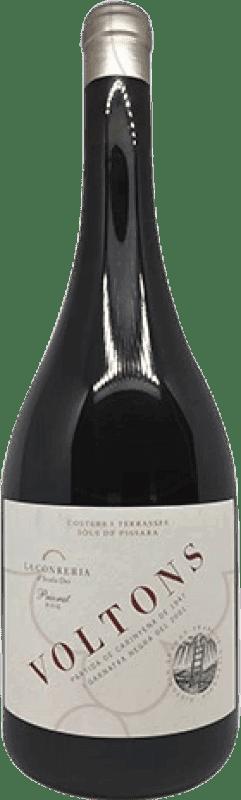 94,95 € | Red wine La Conreria de Scala Dei Voltons Crianza D.O.Ca. Priorat Catalonia Spain Grenache, Mazuelo, Carignan Magnum Bottle 1,5 L