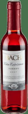 2,95 € Free Shipping | Rosé wine Bach Rosat Joven D.O. Catalunya Catalonia Spain Tempranillo, Merlot, Cabernet Sauvignon Half Bottle 37 cl