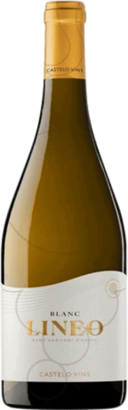 13,95 € Free Shipping | White wine Pedregosa Lineo Joven D.O. Penedès Catalonia Spain Magnum Bottle 1,5 L