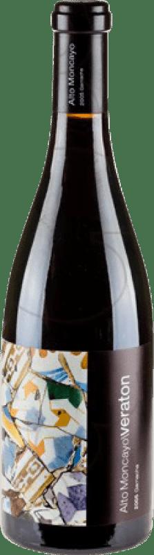 46,95 € | Red wine Alto Moncayo Veraton D.O. Campo de Borja Aragon Spain Grenache Magnum Bottle 1,5 L