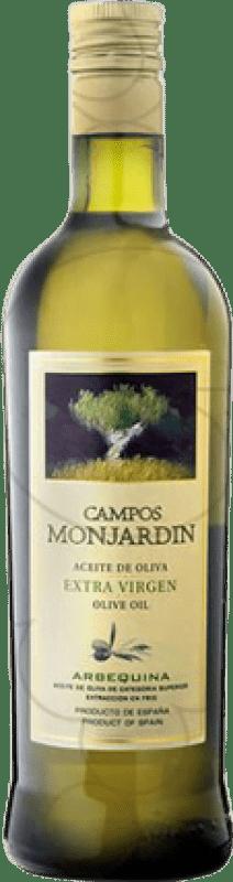 5,95 € Free Shipping | Cooking Oil Castillo de Monjardín Spain Bottle 75 cl