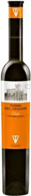 17,95 € | Fortified wine Torre del Veguer Verema Tardana Muscat D.O. Penedès Catalonia Spain Muscatel Half Bottle 37 cl