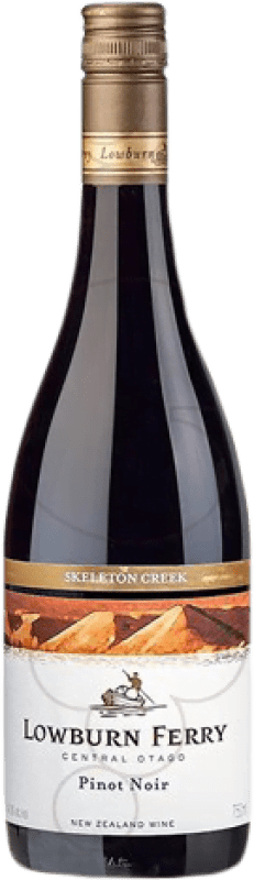 69,95 € | Red wine Lowburn Ferry Home Block New Zealand Pinot Black Bottle 75 cl