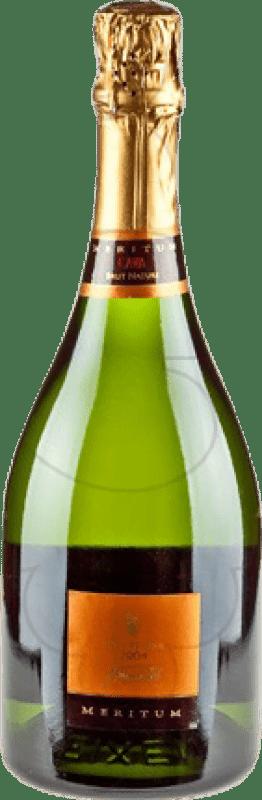 11,95 € Free Shipping   White sparkling Freixenet Meritum Brut Nature Gran Reserva D.O. Cava Catalonia Spain Macabeo, Xarel·lo, Parellada Bottle 75 cl