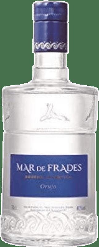 15,95 € Envío gratis | Orujo Mar de Frades España Botella 70 cl