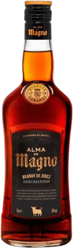 18,95 € Free Shipping | Brandy Osborne Alma de Magno Spain Bottle 70 cl