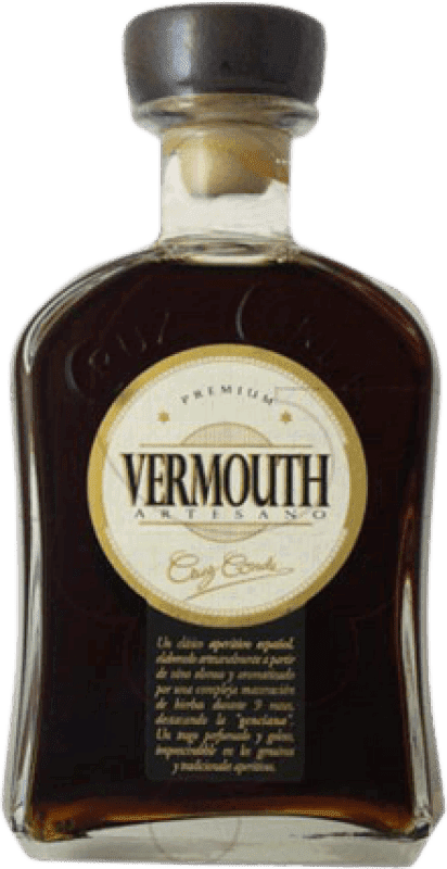 9,95 € | Vermouth Cruz Conde Premium Spain Bottle 70 cl