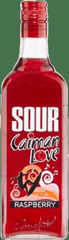 8,95 € Envoi gratuit   Schnapp Antonio Nadal Caiman Love Frambuesa Sour Espagne Bouteille 70 cl