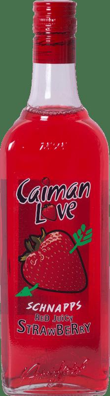 8,95 € 免费送货 | Schnapp Antonio Nadal Caiman Love Fresa 西班牙 瓶子 70 cl