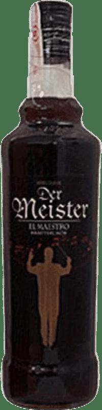 9,95 € Envoi gratuit | Digestif Antonio Nadal Der Meister Espagne Bouteille Missile 1 L