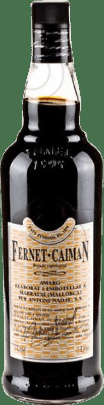 12,95 € Free Shipping | Digestive Antonio Nadal Fernet Tunel Spain Missile Bottle 1 L