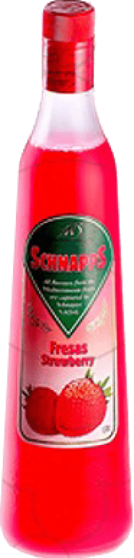 6,95 € 免费送货 | Schnapp Antonio Nadal Melocotón Chufin 西班牙 瓶子 70 cl