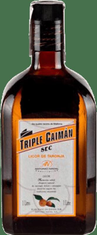 11,95 € Envoi gratuit | Triple Sec Antonio Nadal Tunel Espagne Bouteille Missile 1 L
