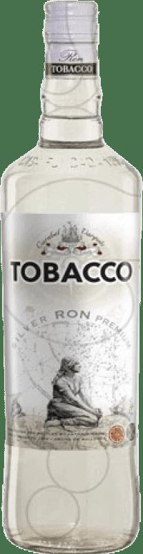 8,95 € 免费送货 | 朗姆酒 Antonio Nadal Tobacco Blanco 西班牙 瓶子 Misil 1 L