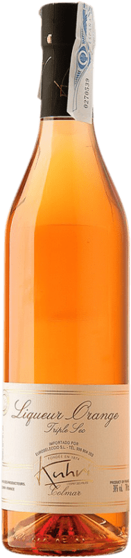 31,95 € | Triple Dry Kuhri Orange France Bottle 70 cl