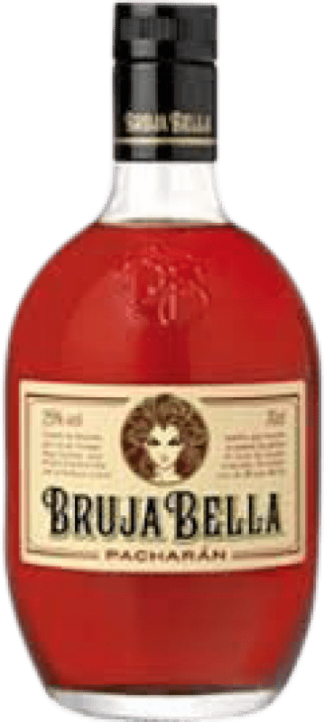 8,95 € Free Shipping | Pacharán Caballero Bruja Bella Spain Bottle 70 cl