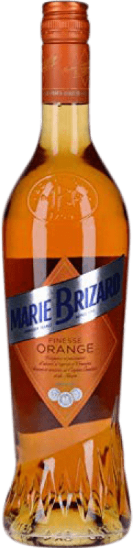 21,95 € Envío gratis | Triple Seco Marie Brizard Grand Orange Francia Botella 70 cl