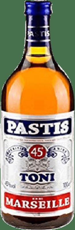 9,95 € 免费送货 | 茴香酒 Toni 法国 瓶子 Misil 1 L