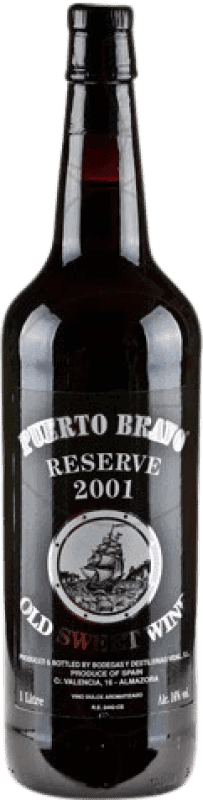5,95 € | Spirits Puerto Bravo Reserva Spain Missile Bottle 1 L