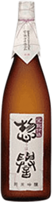 53,95 € Envoi gratuit | Saké Kimoto Junmai Ginjo Japon Bouteille 72 cl
