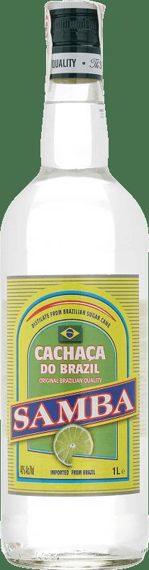 11,95 € | Cachaza Samba Brazil Missile Bottle 1 L