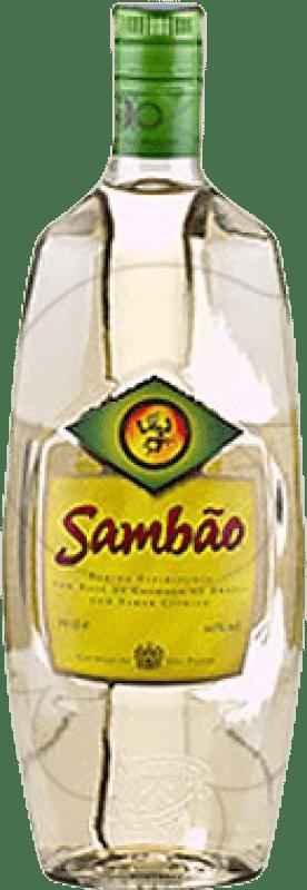 12,95 € | Cachaza Sambao Brazil Bottle 70 cl