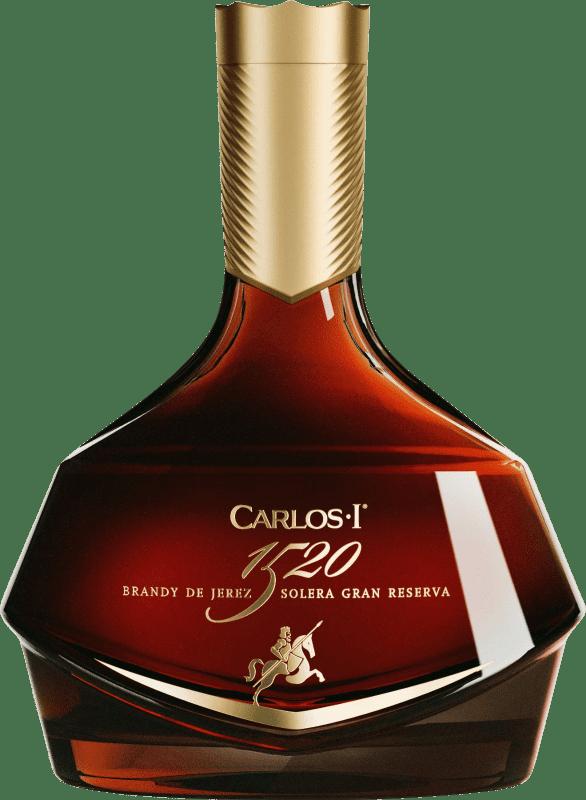 99,95 €   Brandy Osborne Carlos I 1520 Spain Bottle 75 cl