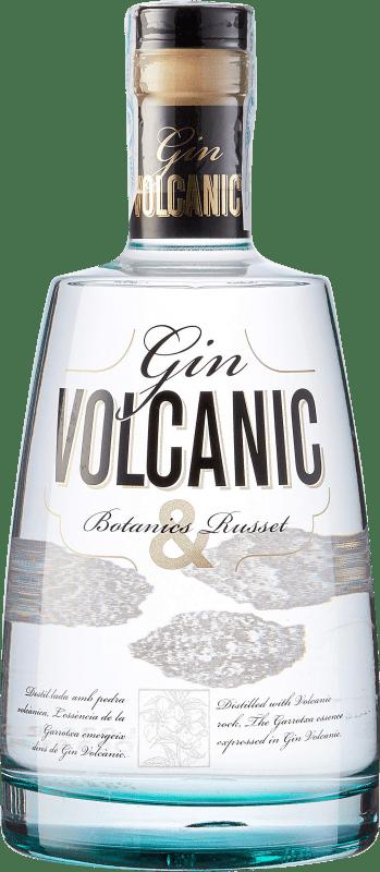 32,95 € Envío gratis | Ginebra Volcanic Gin España Botella 70 cl
