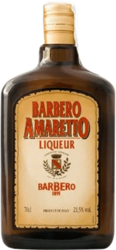 7,95 € Free Shipping | Amaretto Barbero Italy Bottle 70 cl