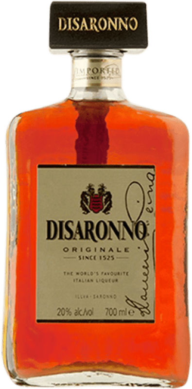 16,95 € Free Shipping | Amaretto Disaronno Italy Bottle 70 cl