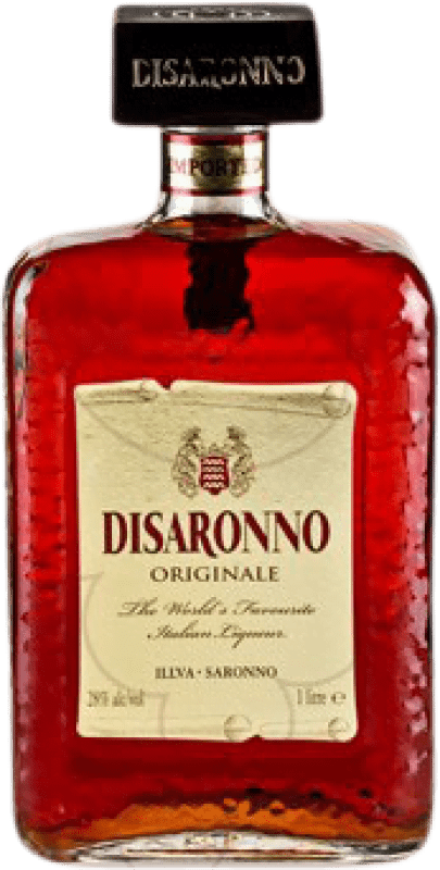 19,95 € Free Shipping | Amaretto Disaronno Italy Missile Bottle 1 L