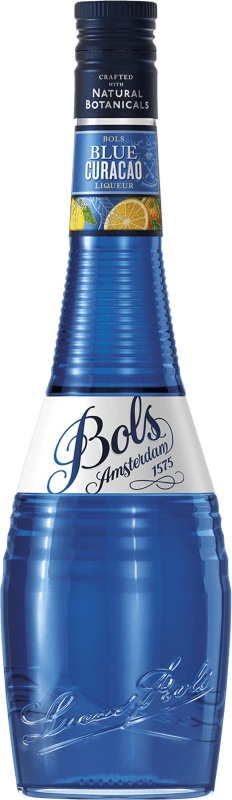 9,95 € | Triple Dry Bols Curaçao Blue Netherlands Bottle 70 cl