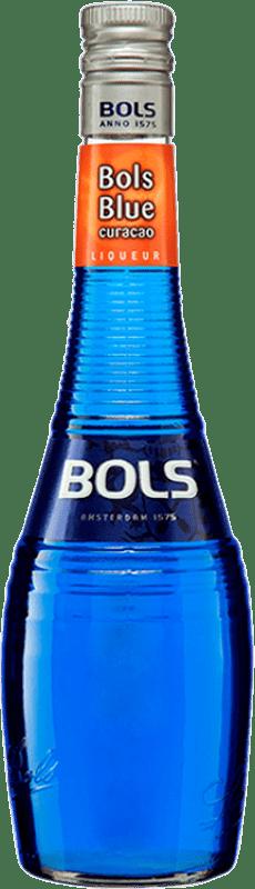 9,95 € Envoi gratuit | Triple Sec Bols Curaçao Blue Pays-Bas Bouteille 70 cl