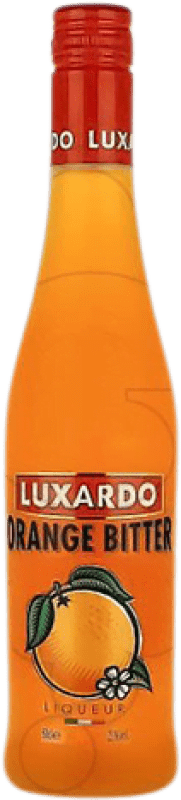 12,95 € Envío gratis | Triple Seco Luxardo Liqueur Orange Italia Botella 70 cl