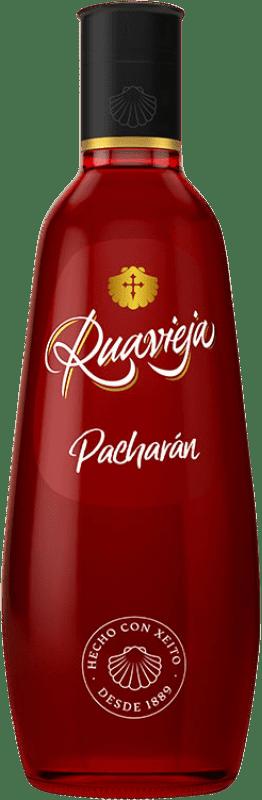 9,95 € Envoi gratuit | Pacharán Rua Vieja Ruavieja Espagne Bouteille 70 cl