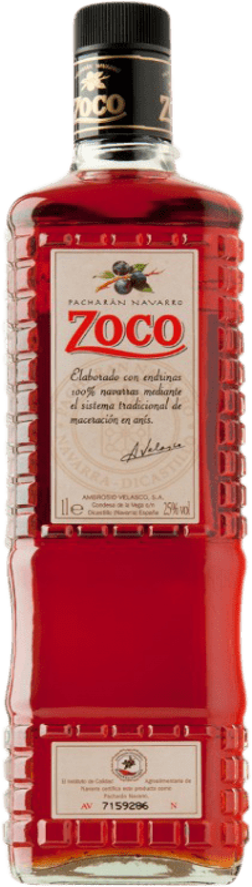 11,95 € Envío gratis   Pacharán Zoco España Botella Misil 1 L