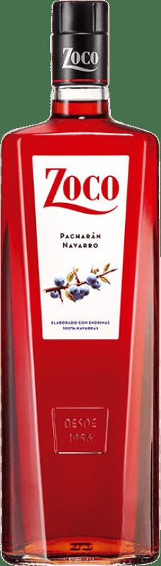 11,95 € 免费送货 | Pacharán Zoco 西班牙 瓶子 Misil 1 L