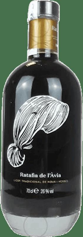 9,95 € Free Shipping | Digestive Ratafia de l'Àvia Spain Bottle 70 cl